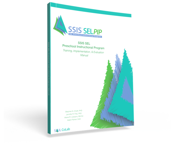SSIS SEL Preschool Instructional Program (PIP) Manual Cover Image